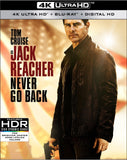 Jack Reacher: Never Go Back 4K