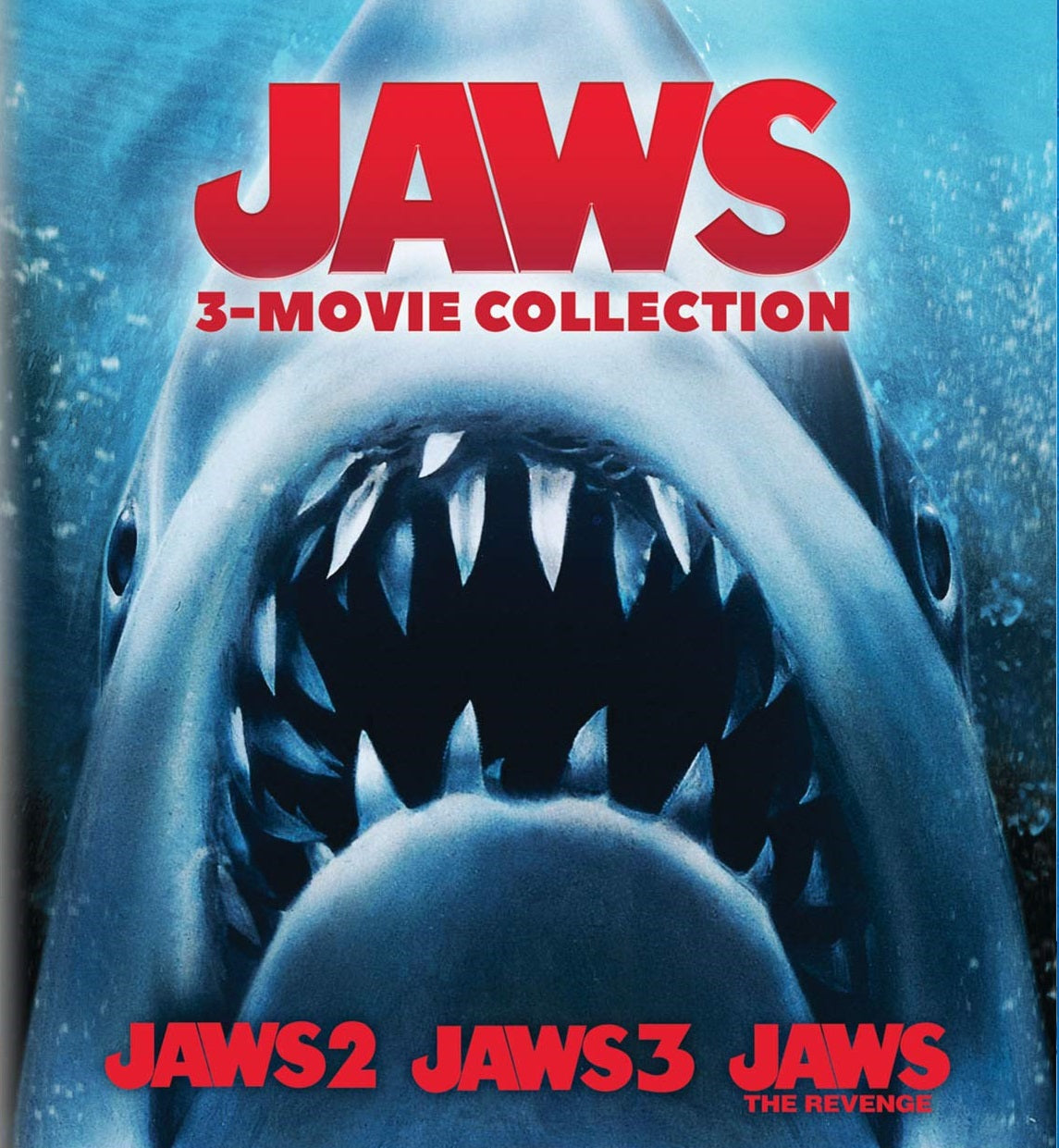 Jaws: 3 Film Collection