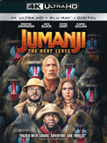 Jumanji: The Next Level 4k