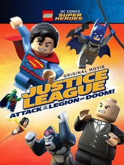 Justice League: Attack of the Legion of Doom!