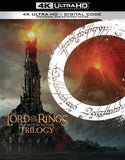 Lord of the Rings Trilogy (Theatrical & Extended) 4k