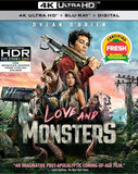 Love and Monsters 4K
