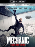 Mechanic: Resurrection 4k