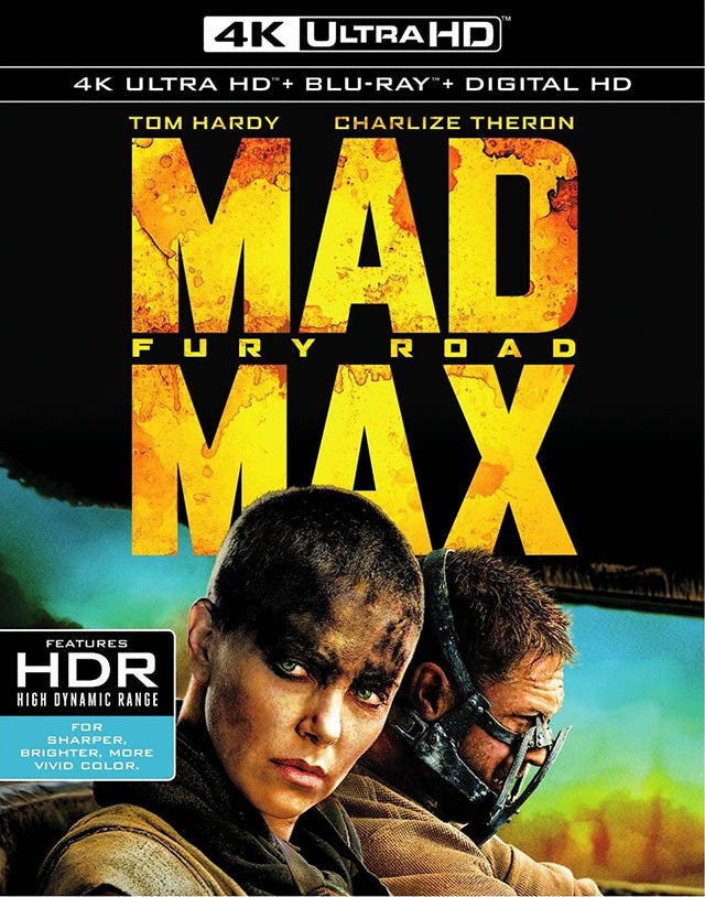 Mad Max: Fury Road 4k