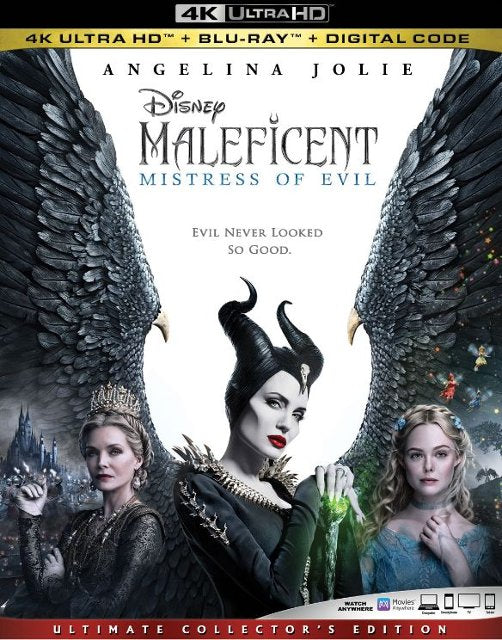 Maleficent: Mistress of Evil 4K