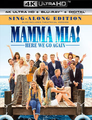 Mamma Mia! Here We Go Again 4k