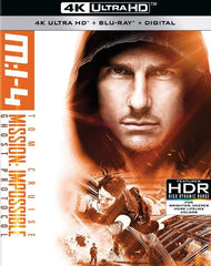 Mission: Impossible - Ghost Protocol 4k