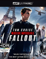 Mission: Impossible Fallout 4K