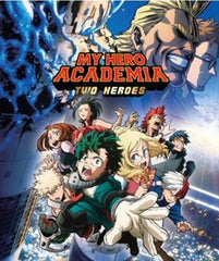 My Hero Academia: Two Heroes Movie