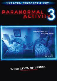 Paranormal Activity 3 (Extended)