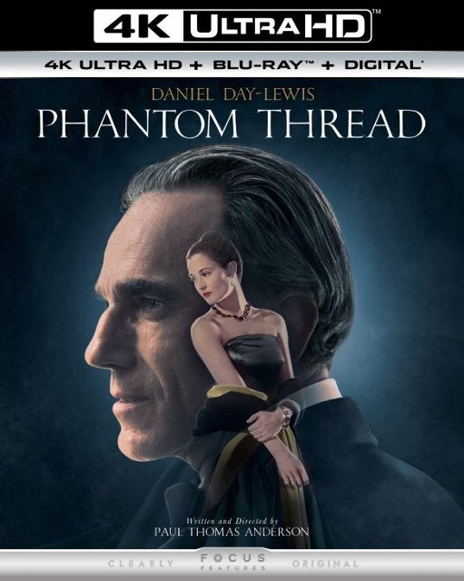 Phantom Thread 4k