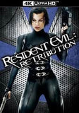 Resident Evil: Retribution 4k
