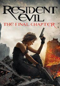 Resident Evil The Final Chapter The Uv Collector