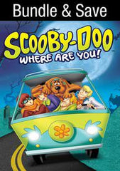 Scooby-Doo, Where Are You!: The Complete Series (Bundle)