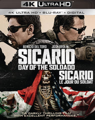 Sicario: Day of the Soldado 4k