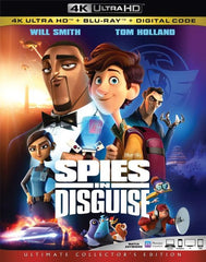 Spies in Disguise 4k