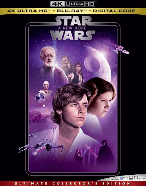 Star Wars: A New Hope 4K