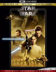 Star Wars: Attack of the Clones 4k