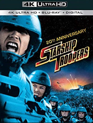 Starship Troopers 4k