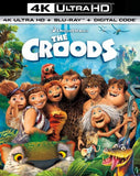 The Croods 4k