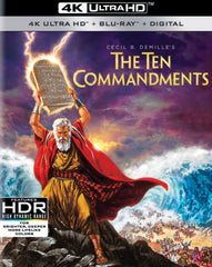The Ten Commandments (1956) 4k