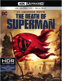 The Death of Superman 4K