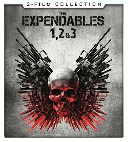 The Expendables: 3-Film Collection