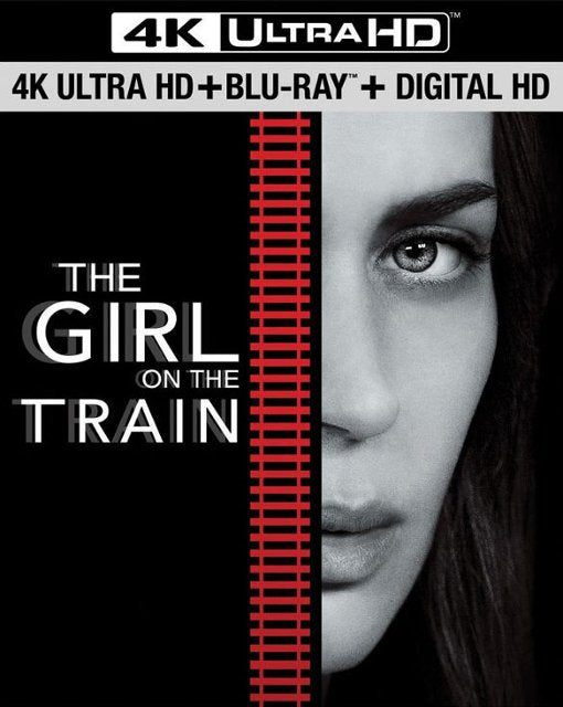 The Girl on the Train 4k