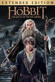 The Hobbit: The Battle of the Five Armies (Extended)