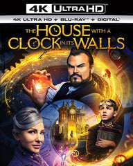 The House with a Clock in its Walls 4K