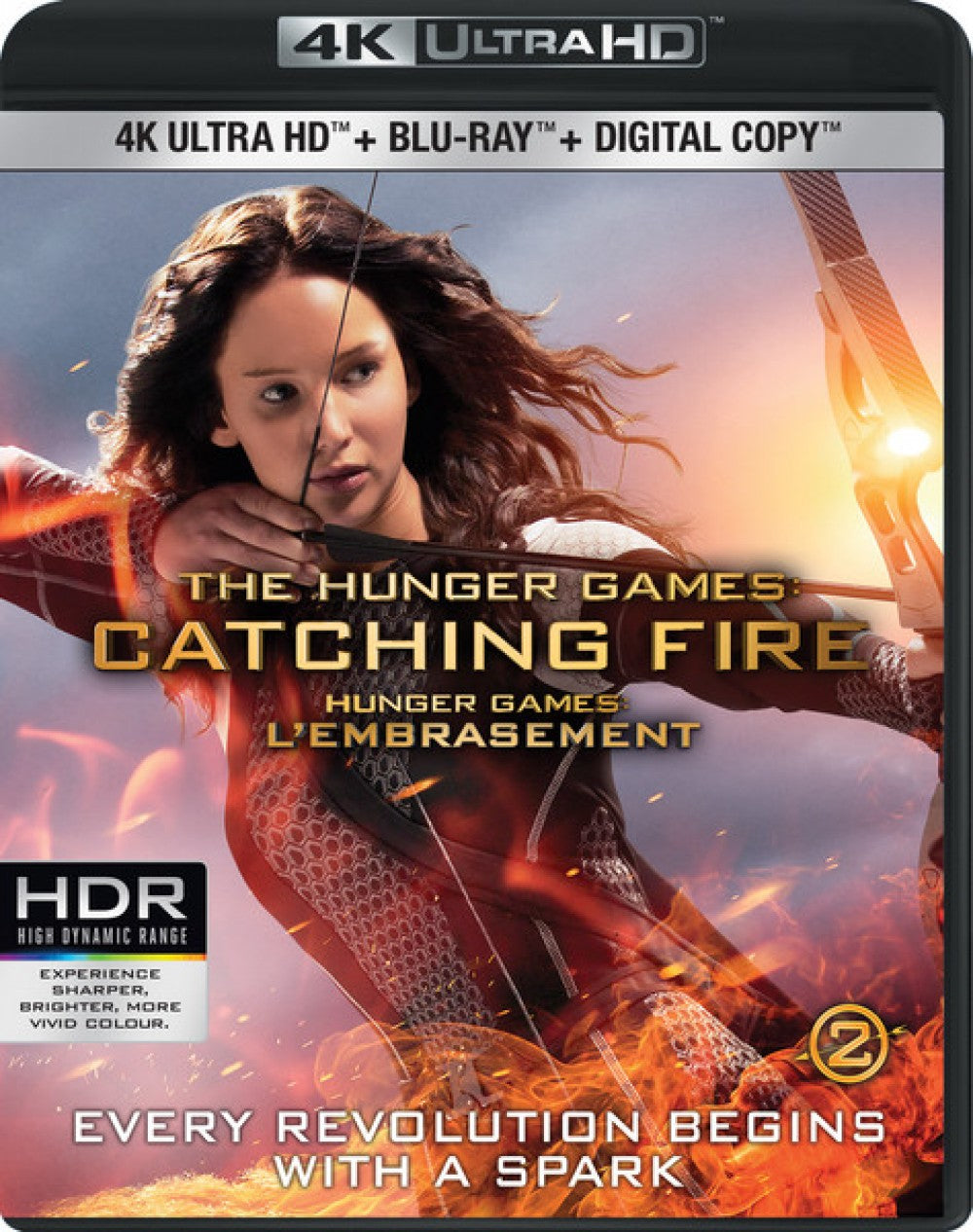 The Hunger Games: Catching Fire 4k