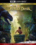 The Jungle Book (2016) 4k