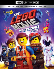 The Lego Movie 2: The Second Part 4k