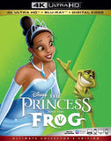 The Princess and the Frog 4k