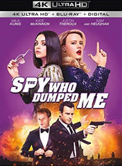 The Spy Who Dumped Me 4k