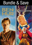 The Ten Commandments / Ben-Hur (Bundle)