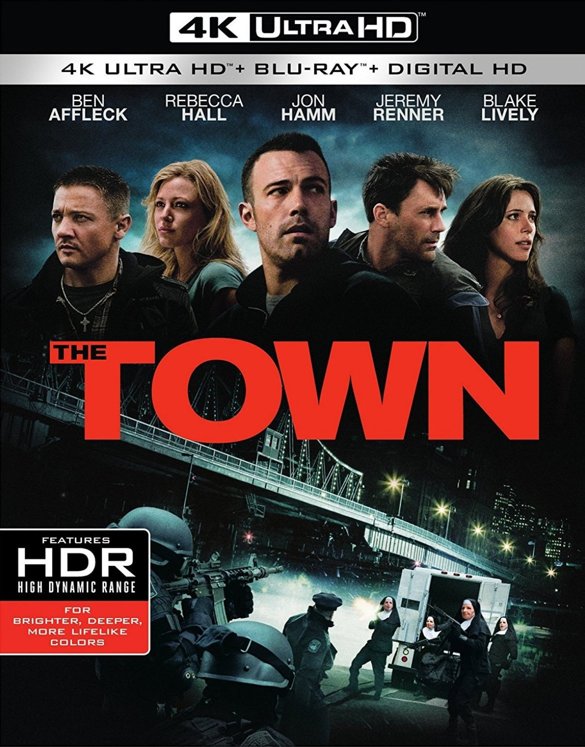 The Town 4k