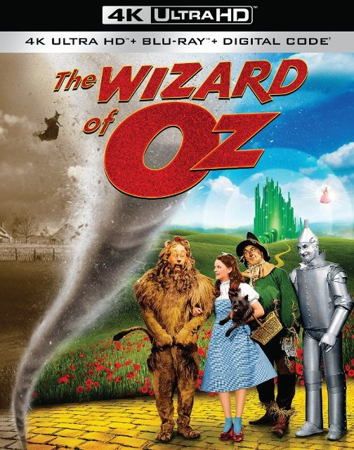 The Wizard of Oz (1939) 4k