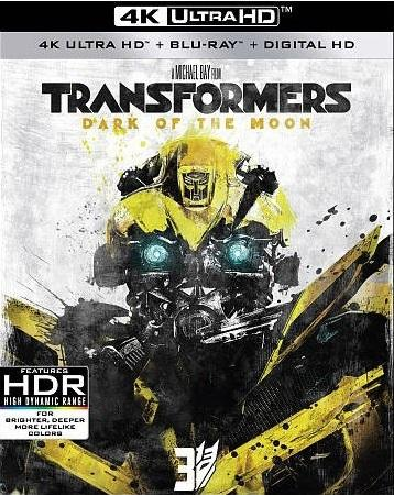 Transformers: Dark of the Moon 4k