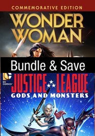 Justice League: Gods and Monsters & Wonder Woman (2009)