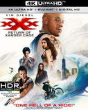 xXx: Return of Xander Cage 4k