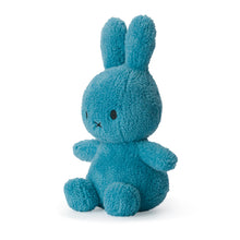 Load image into Gallery viewer, miffy sitting plush - blue