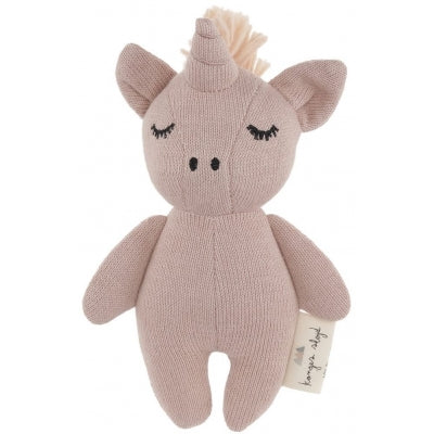 konges mini unicorn - rose fawn