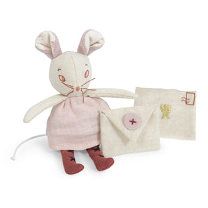 moulin roty apres la pluie Milk tooth mouse