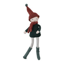 Load image into Gallery viewer, fabelab elf doll - boy