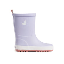 Load image into Gallery viewer, crywolf rainboot - lilac