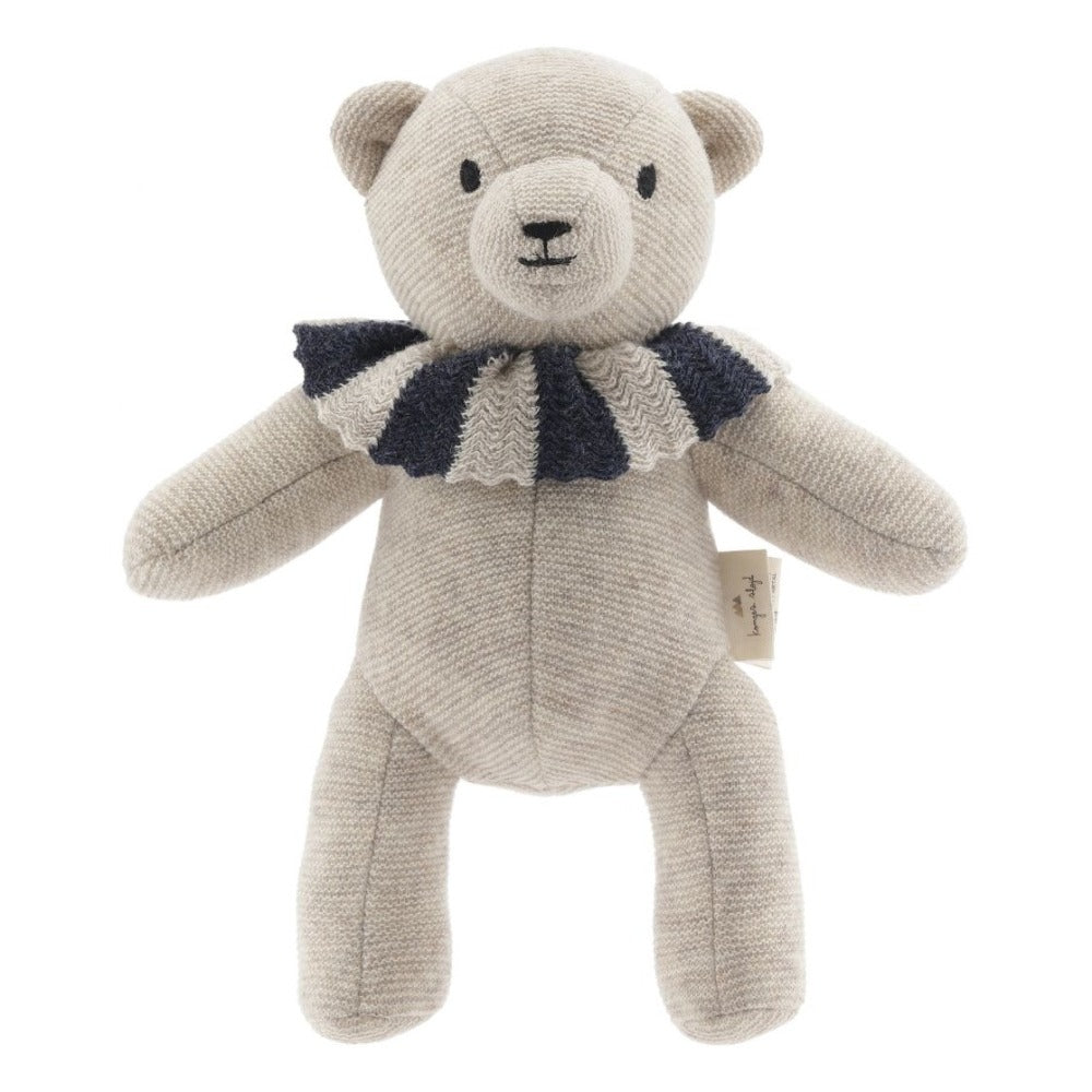 konges gunnar the bear - grey melange