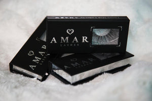 'Ava' 3D Mink Lashes