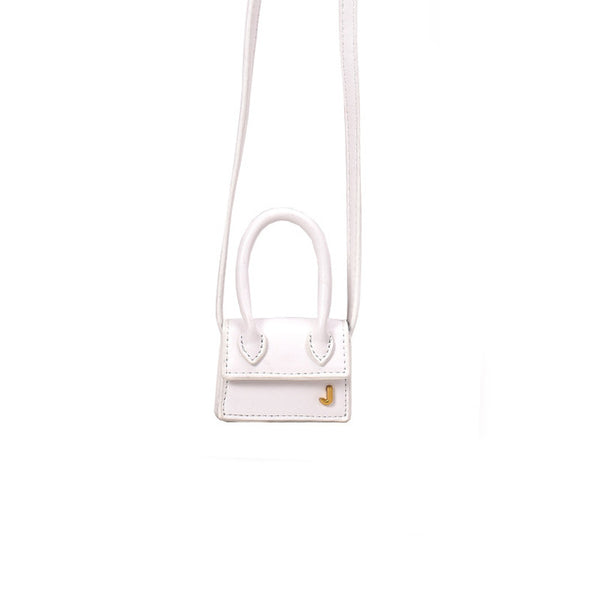 Angelique Luxury Handle Mini J Bag