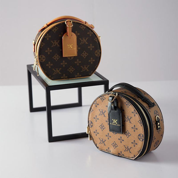 Ebiye  Luxury Round Bag